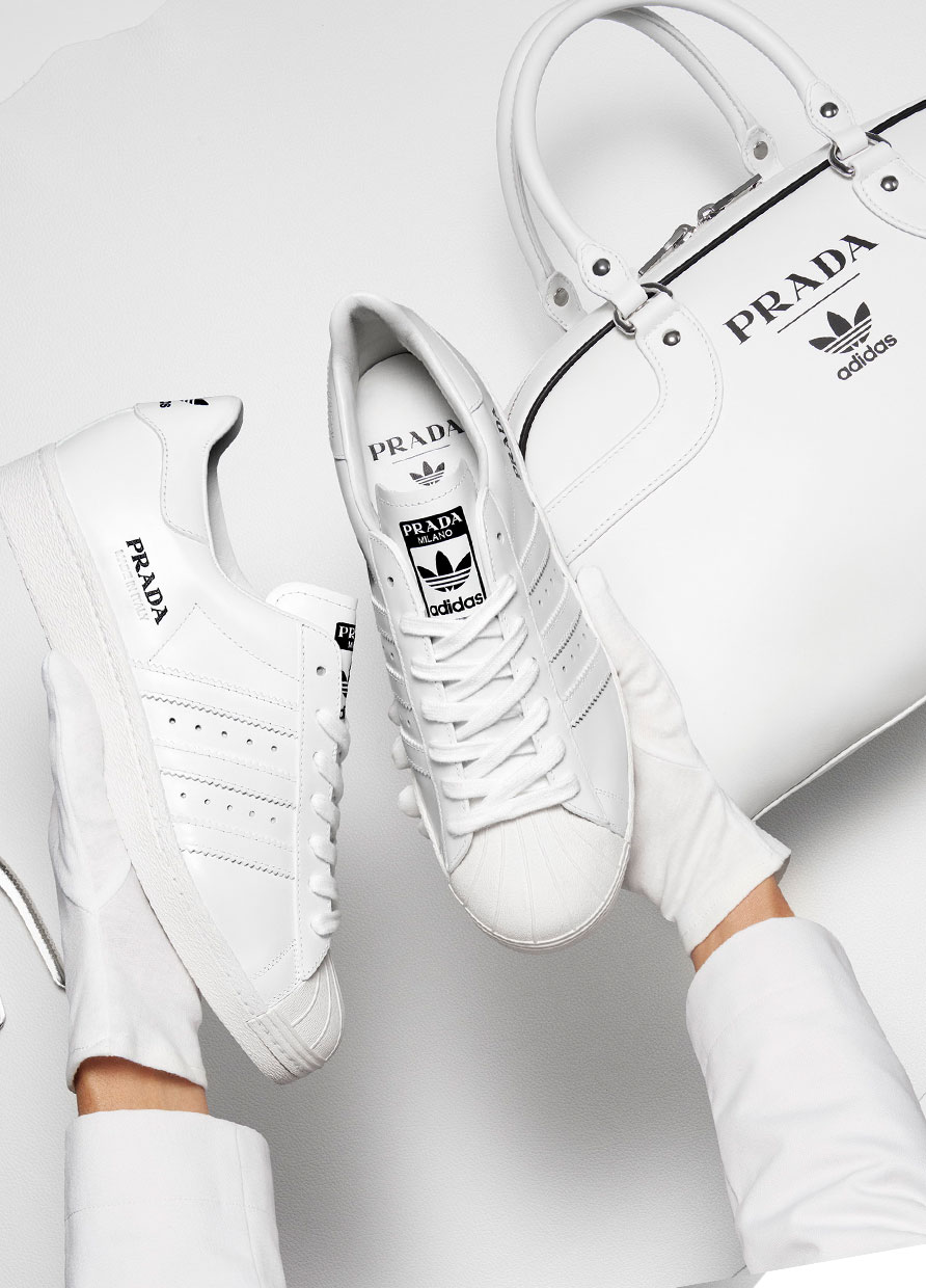 FASHION.HYPE: A FIRST LOOK AT PRADA X ADIDAS