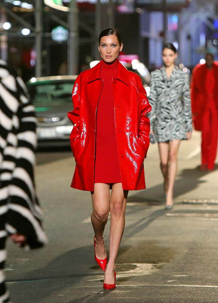 Michael Kors' New York State Of Mind For AW21