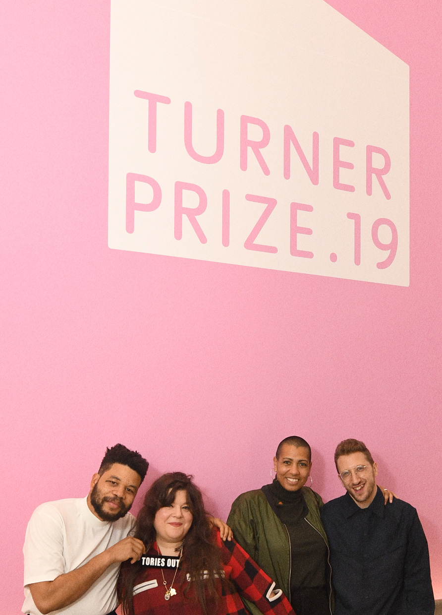 TURNER PRIZE SIGNALS THE DEATH OF LOSERS AND WINNERS