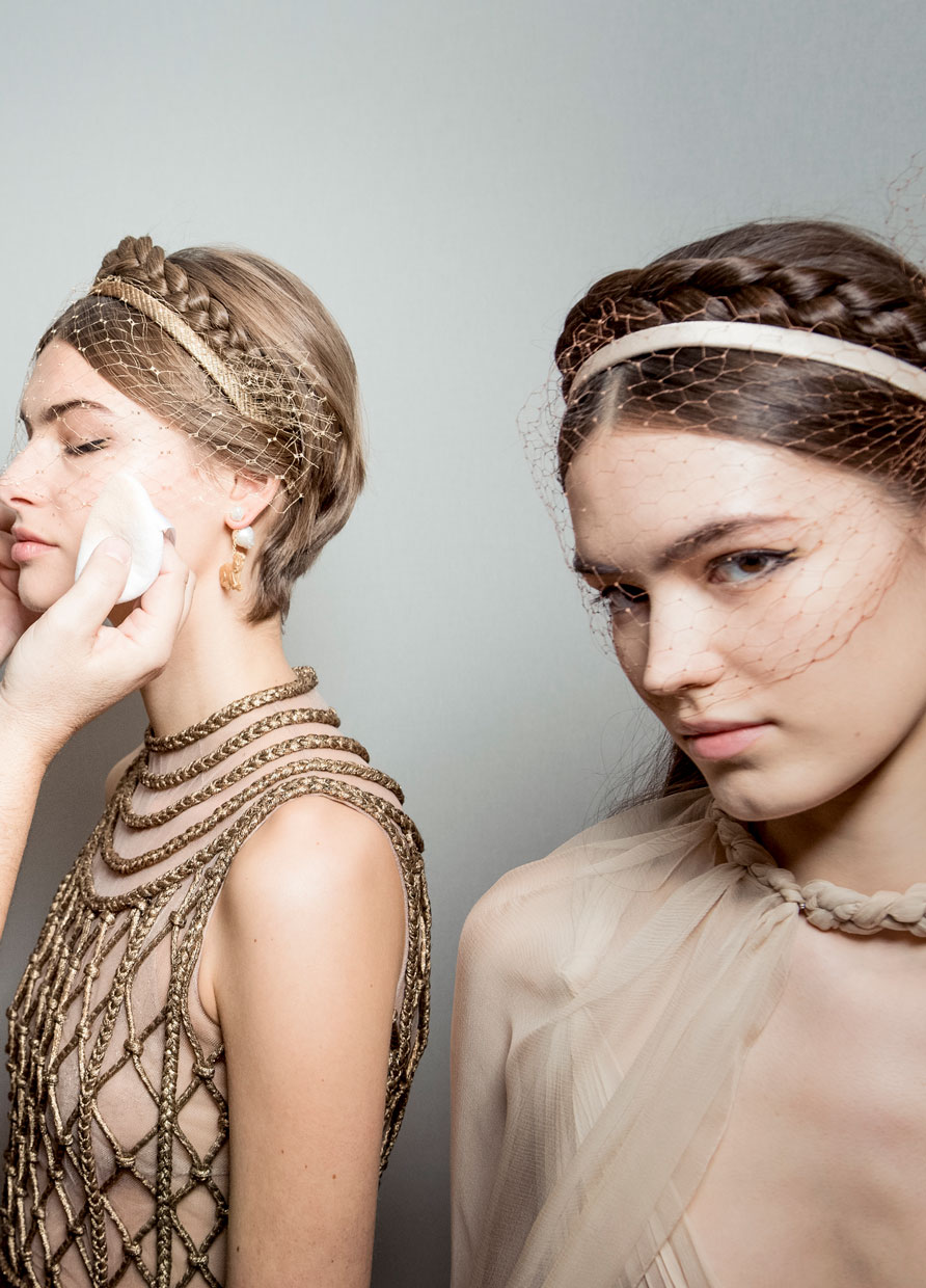 BACKSTAGE DIARIES: GRECIAN EYELINER IS ABOUT TO BECOME YOUR FAVOURITE THING