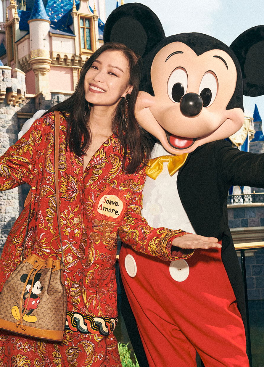 FASHION HYPE: Gucci x Mickey Mouse