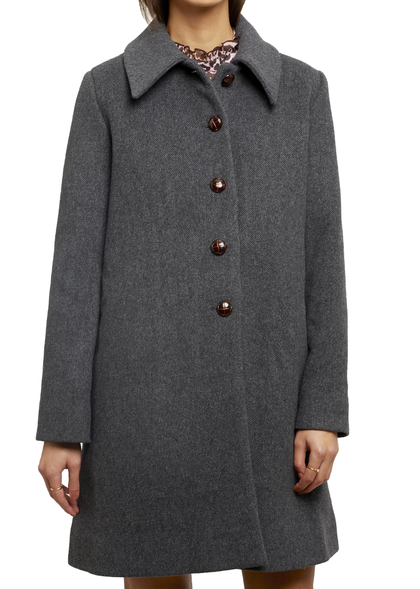 Ganni Wool coat BURO