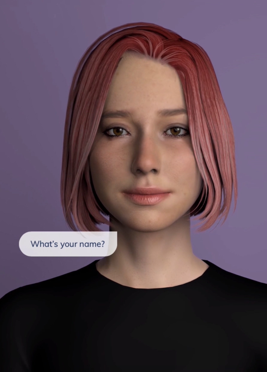 AM I FALLING IN LOVE WITH AN AI?