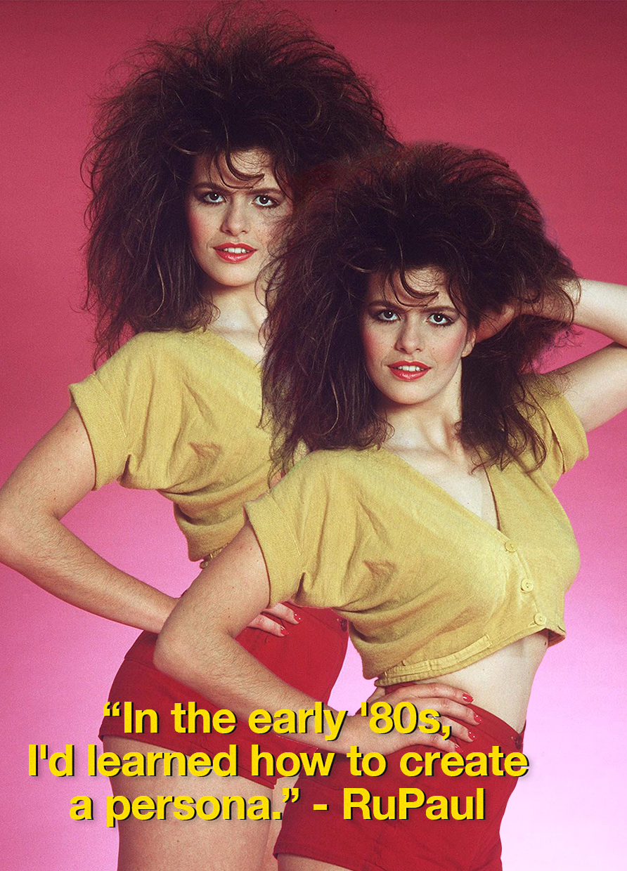 BE HONEST, WHICH 1980S STYLE CLICHÉ ARE YOU?
