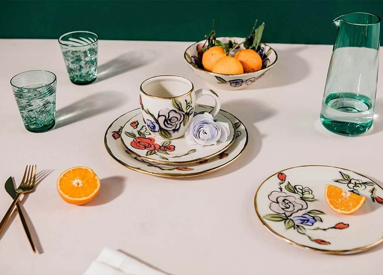 Prabal Gurung x Etsy: A homeware collaboration that celebrates the art of living (фото 1)