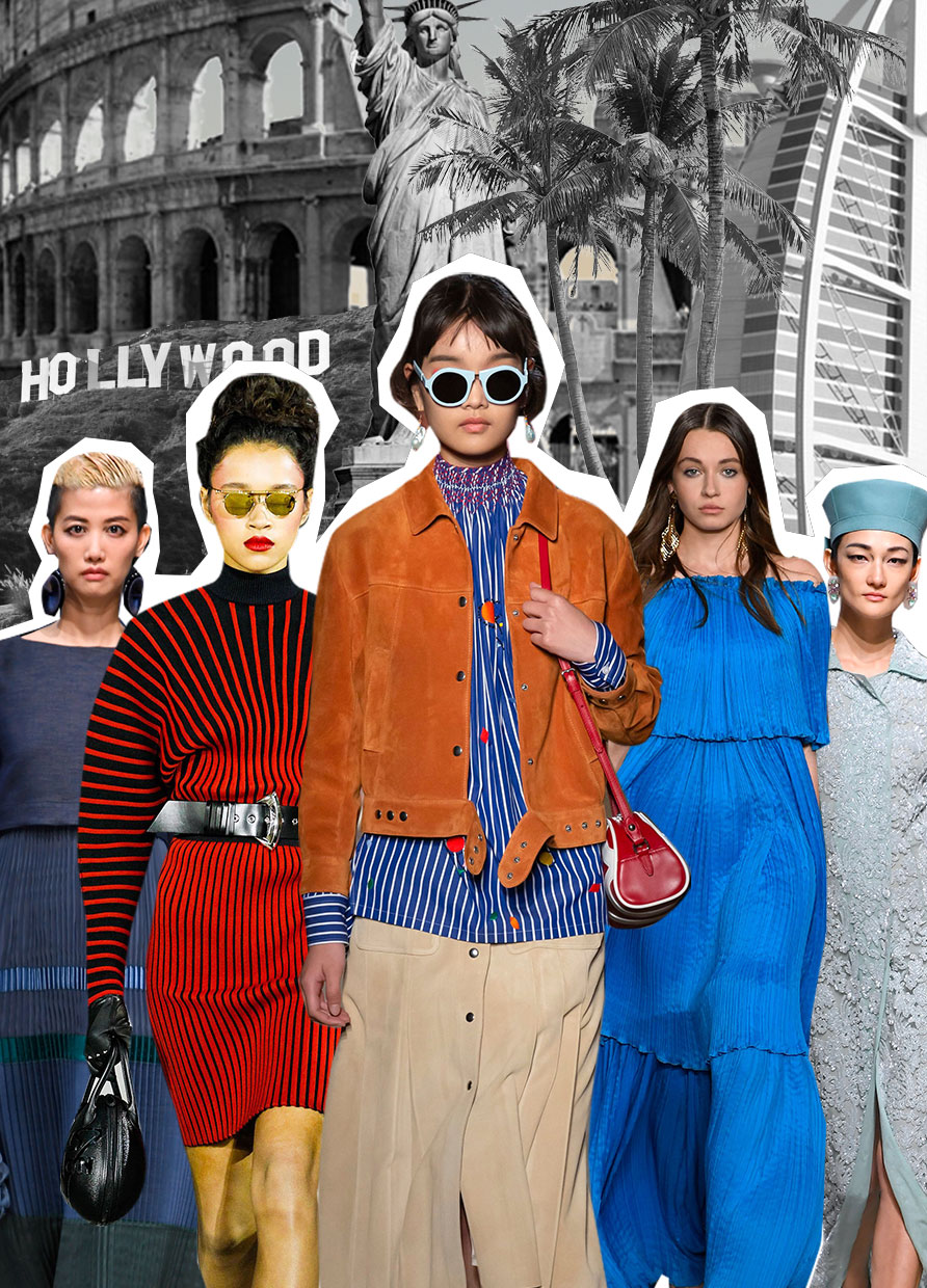 CRUISE CONTROL: FASHION'S WANDERLIST