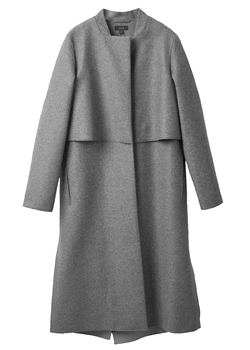 COS Wool coat BURO