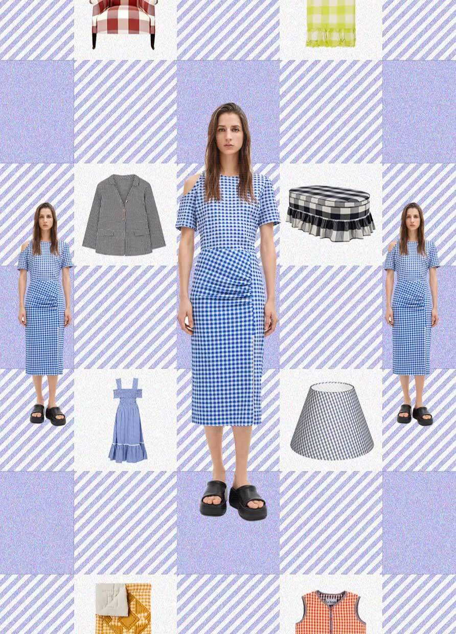 CHECK MATE: THE REVIVAL OF GINGHAM