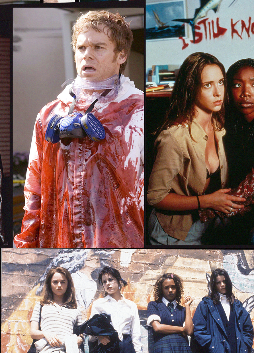The unstoppable rise of film and TV reboots