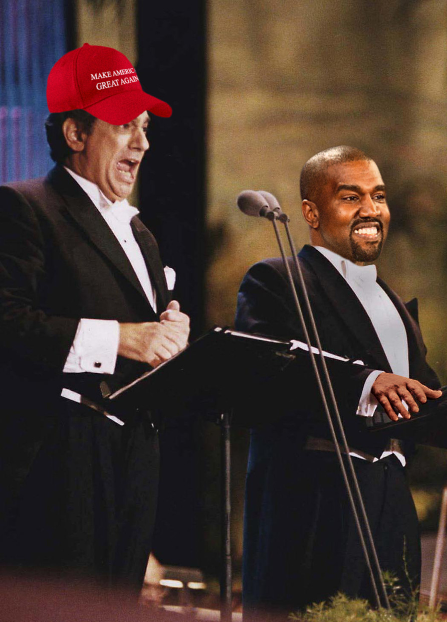 BURO.Bulletin: Kanye West To Stage His First Opera