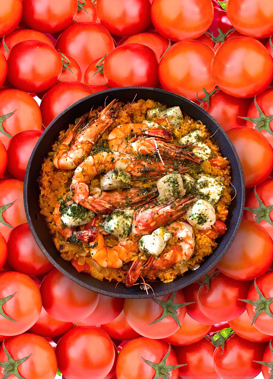 RECIPE OF THE WEEK: Baked Paella