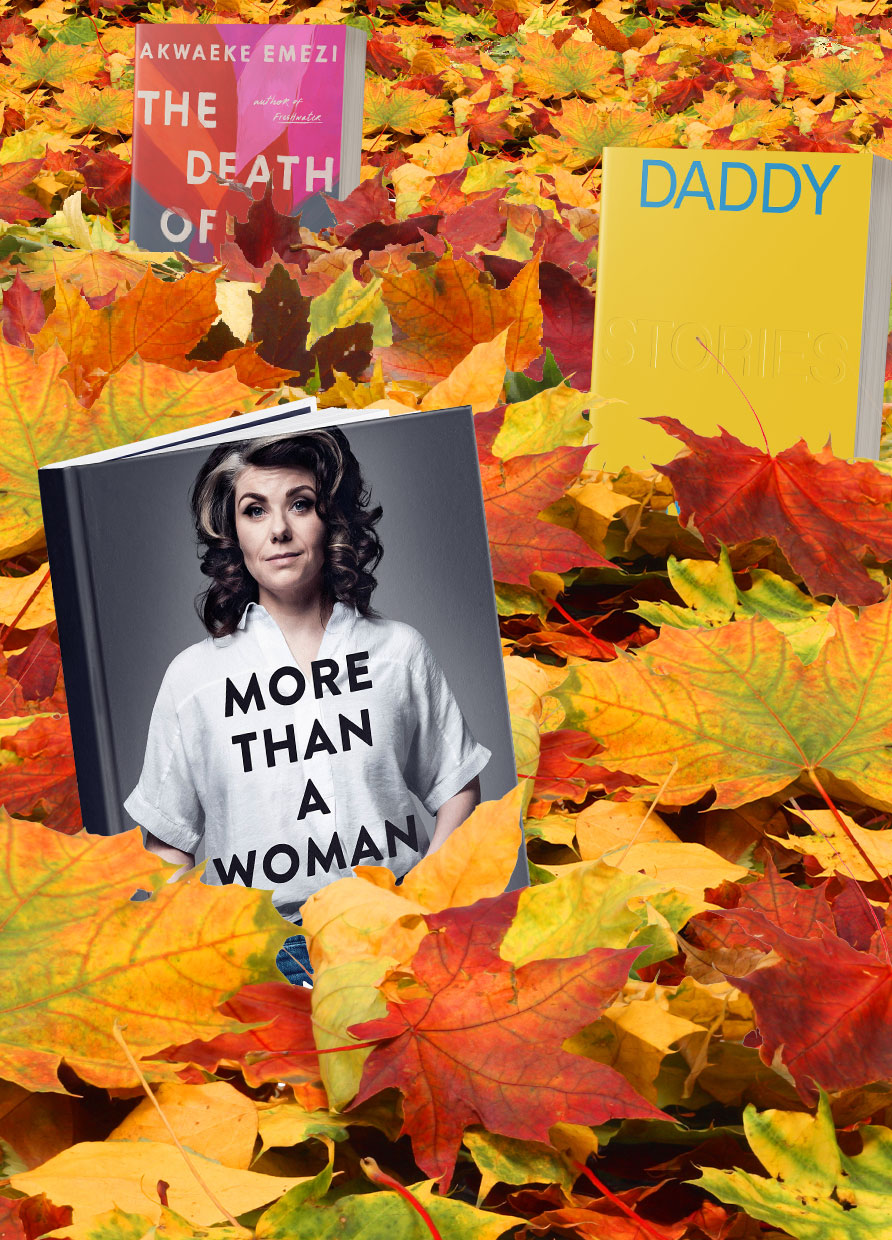 BOOK SMART: WHAT TO READ THIS AUTUMN