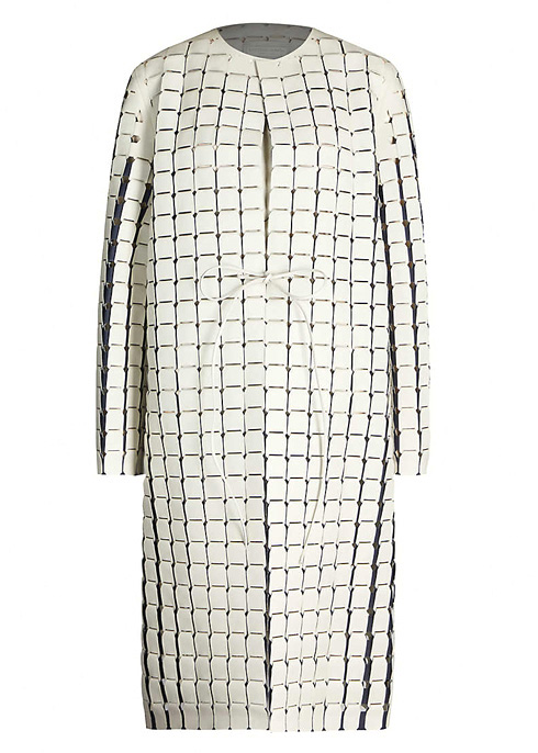 Bottega Veneta coat BURO