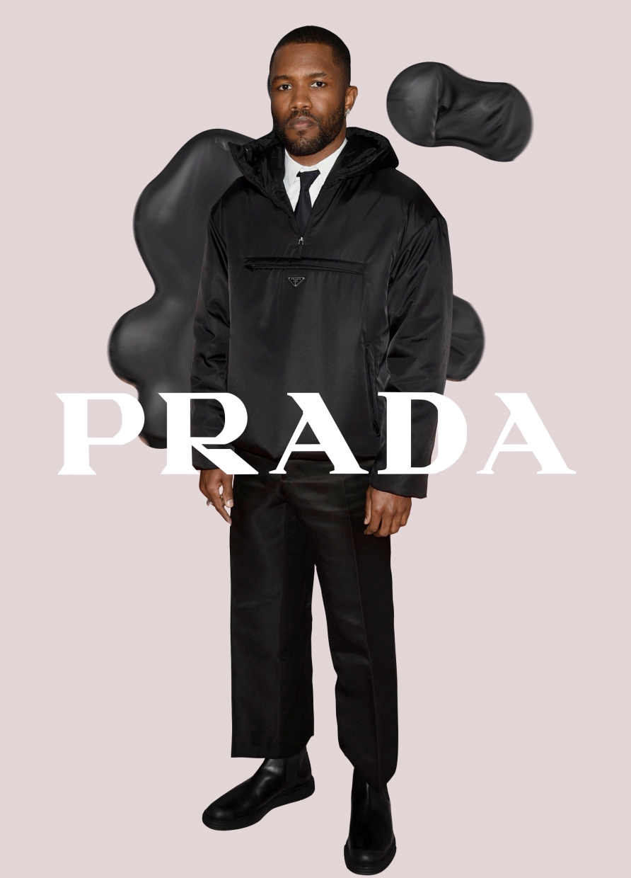 FASHION HYPE: FRANK OCEAN FACES PRADA CAMPAIGN