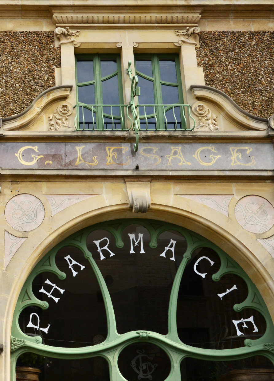 Decoding the French Pharmacy