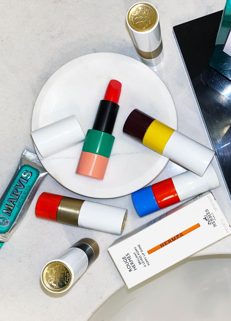 BEAUTY.HYPE: MAKEUP HORSEPLAY - ROUGE HERMÈS IS HERE
