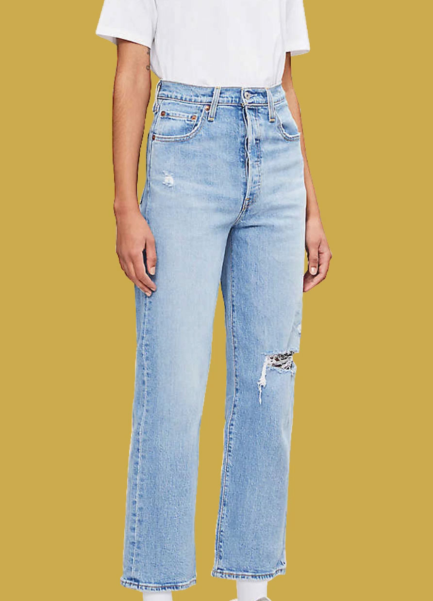 YOUR NEW FAVOURITE BLUE JEANS